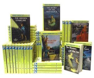 Nancy Drew Mysteries by Carolyn Keene