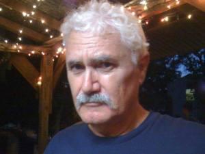 Andrew Joyce, author of Yellow Hair