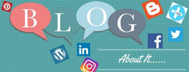 Blog About It group graphic