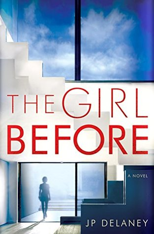 The Girl Before cover