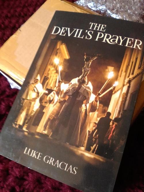The Devil's Prayer by Luke Gracias