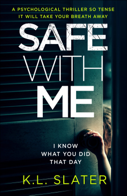 Safe with Me cover