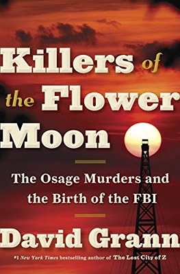 Killers of thr Flower Moon cover