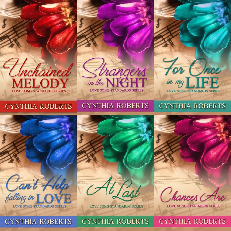 Love Song Standards series covers