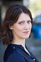 Author Rachel Pearson