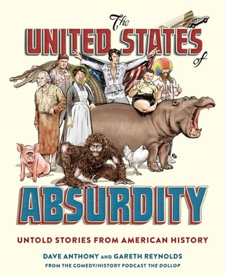 The United States of Absurdity cover