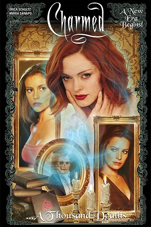 Charmed: A Thousand Deaths cover