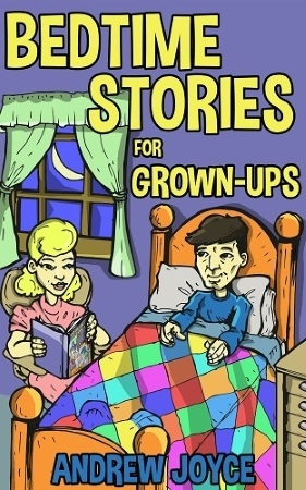 Bedtime Stories for Grown-Ups cover