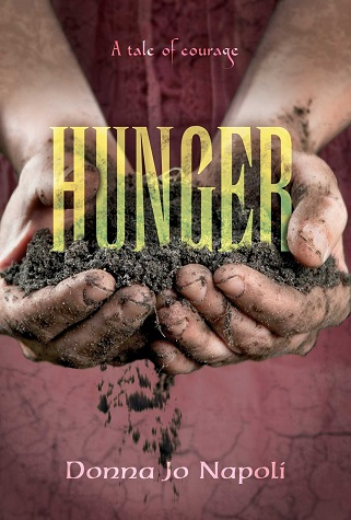 Hunger: A Tale of Courage cover