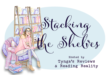 Stacking the Shelves graphic