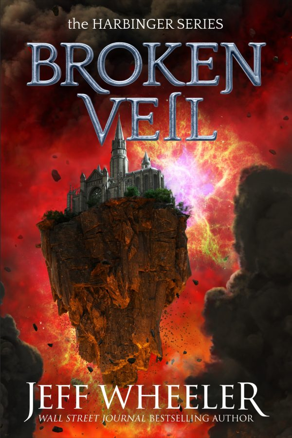 Can T Wait Wednesday Broken Veil By Jeff Wheeler The