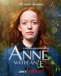 """anne with an """"e"""" season three poster"""