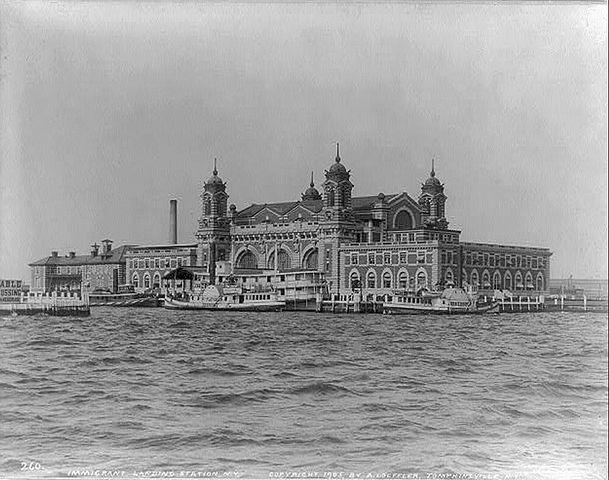 Second Ellis Island Immigration Station